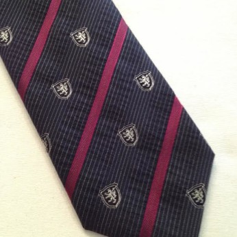 Billy Reid Silk/Wool Tie
