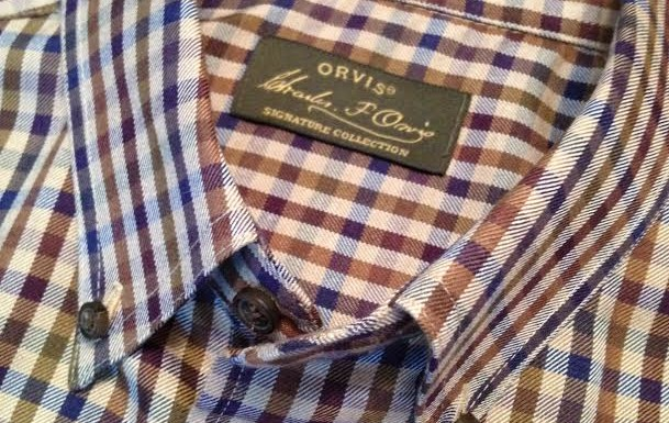 Orvis Signature Collection Sport Shirt
