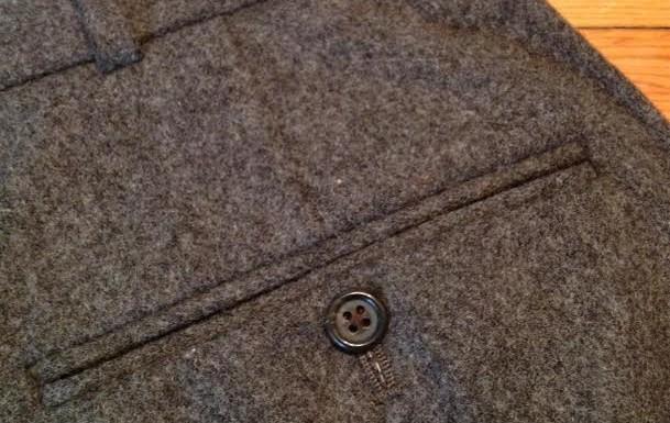 Polo Ralph Lauren Wool Pants