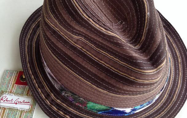 BRAND NEW! Robert Graham Hat